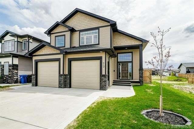House for sale at 73 Maclean Cs Blackfalds Alberta - MLS: CA0194197