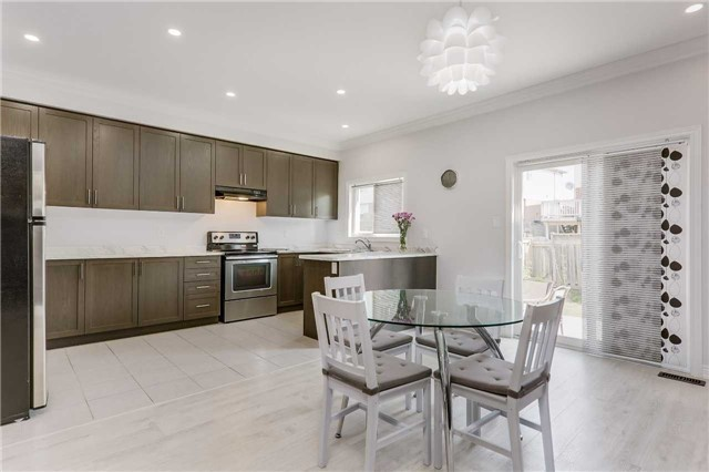 For Sale: 73 Matthewson Avenue, Bradford West Gwillimbury, ON | 3 Bed, 3 Bath Townhouse for $635,000. See 20 photos!
