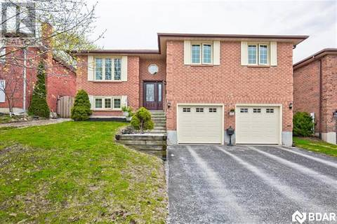 House for sale at 73 Mayfair Dr Barrie Ontario - MLS: 30730316