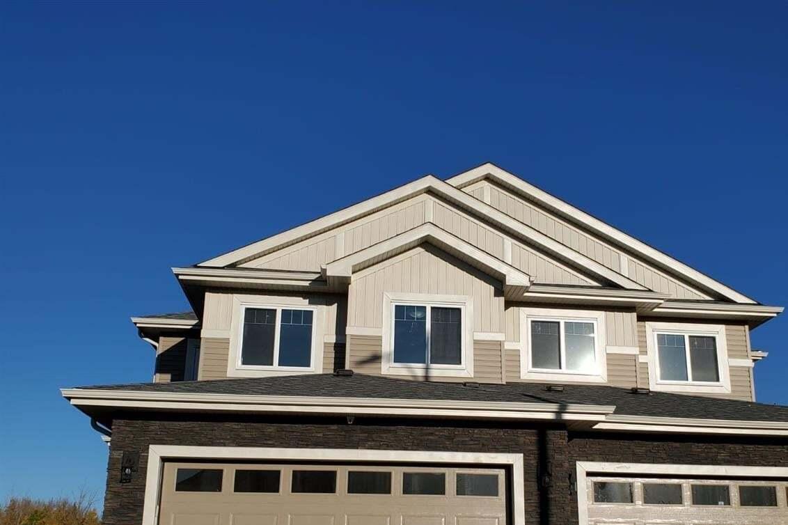 Townhouse for sale at 73 Meadowpark Ga Spruce Grove Alberta - MLS: E4217370