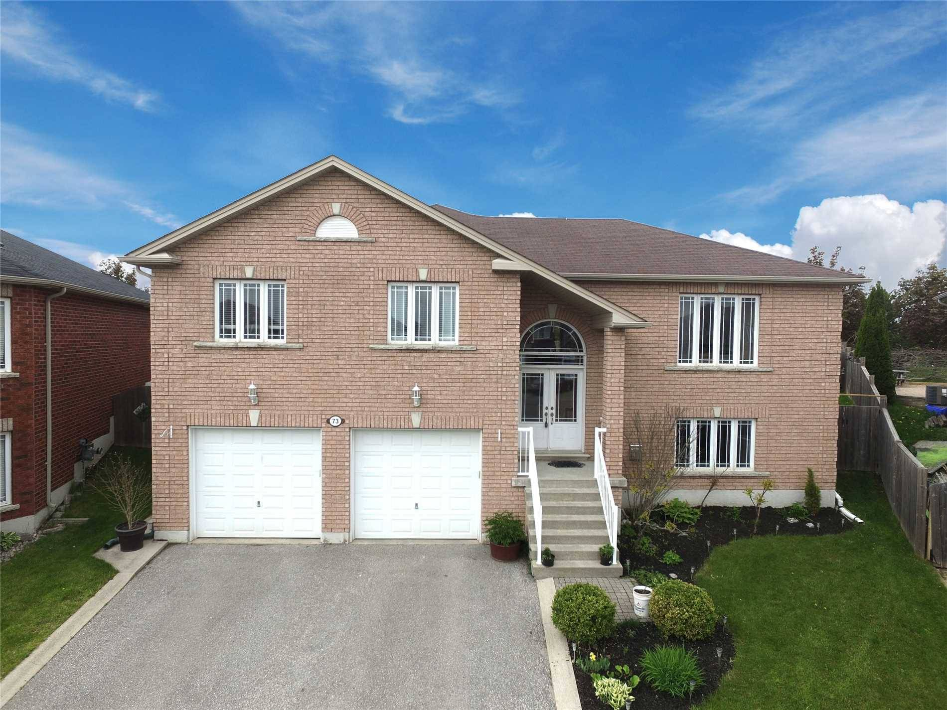 House for sale at 73 Mills Ct Bradford West Gwillimbury Ontario - MLS: N4458024