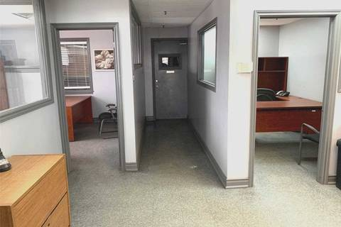 Commercial property for lease at 73 Millwick Dr Toronto Ontario - MLS: W4666946