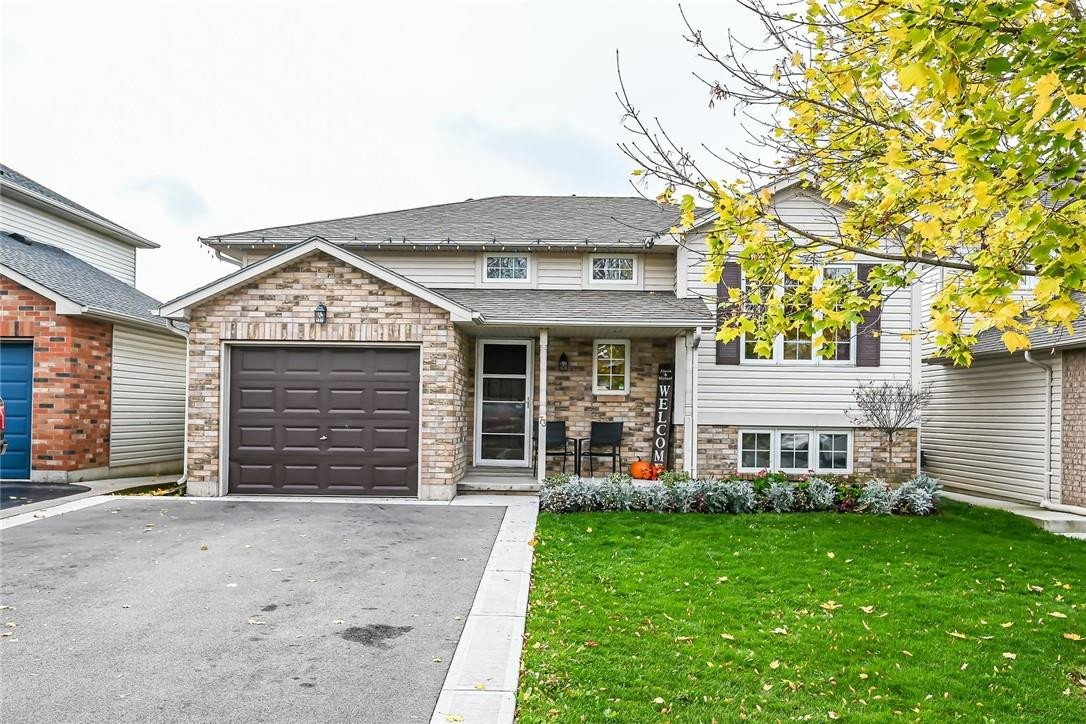 House for sale at 73 Morgan Dr Caledonia Ontario - MLS: H4091940