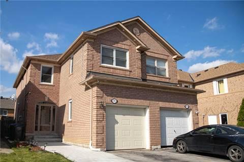 Townhouse for sale at 73 Mount Ranier Cres Brampton Ontario - MLS: W4625296