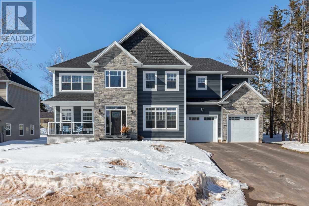 House for sale at 73 Nash Dr Charlottetown Prince Edward Island - MLS: 202004709