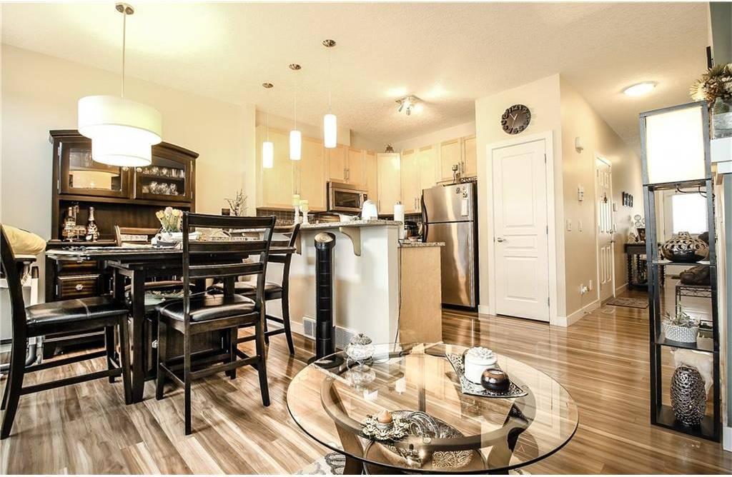 Townhouse for sale at 73 Panatella Hl Nw Panorama Hills, Calgary Alberta - MLS: C4146413