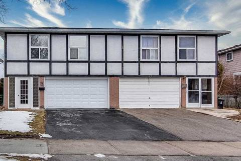 Townhouse for sale at 73 Pettibone Sq Toronto Ontario - MLS: E4703124