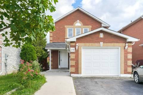 House for sale at 73 Ravenscliffe Ct Brampton Ontario - MLS: W4524918