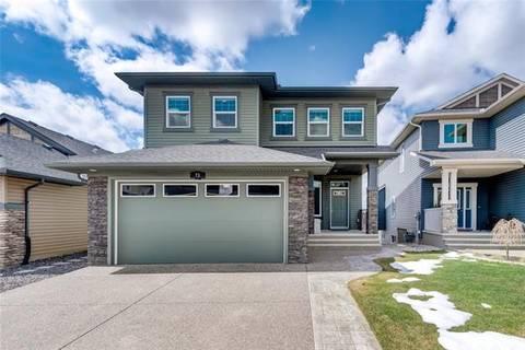 House for sale at 73 Ravenskirk Cs Southeast Airdrie Alberta - MLS: C4243755
