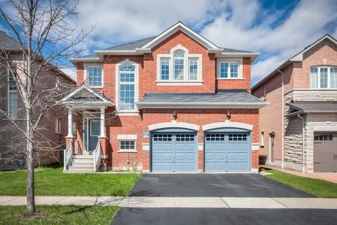 House for sale at 73 Reginald Lamb Cres Markham Ontario - MLS: N4428756