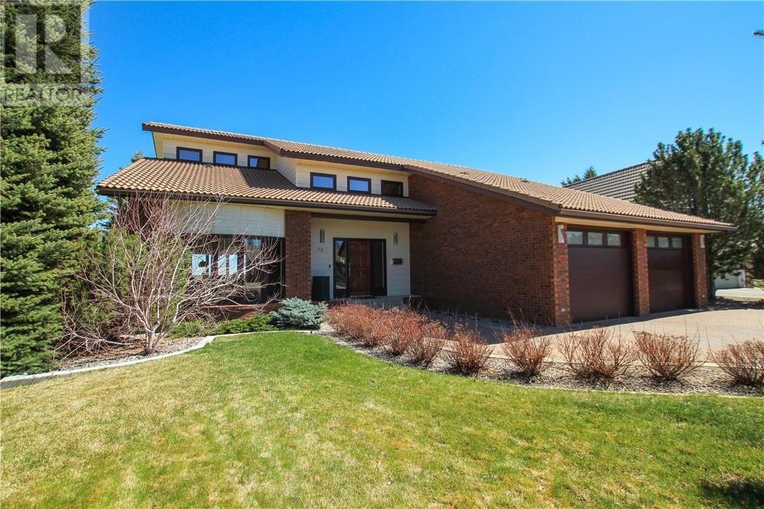 House for sale at 73 Ridgewood Cres West Lethbridge Alberta - MLS: LD0183758