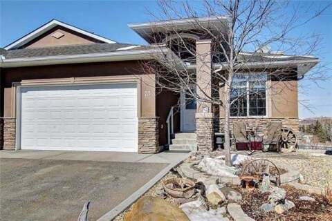 Townhouse for sale at 73 River Heights Vw Cochrane Alberta - MLS: C4292075