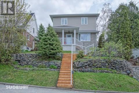 House for sale at 73 Roxborough Dr Sudbury Ontario - MLS: 2075543