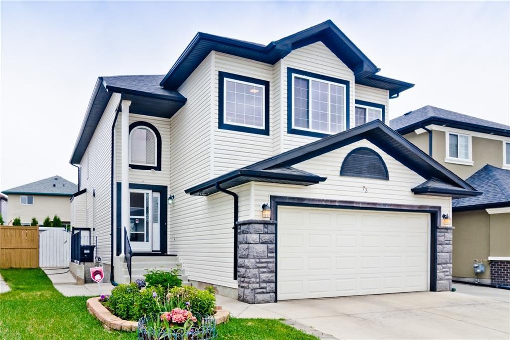 Sold: 73 Saddlecreek Crescent Northeast, Calgary, AB