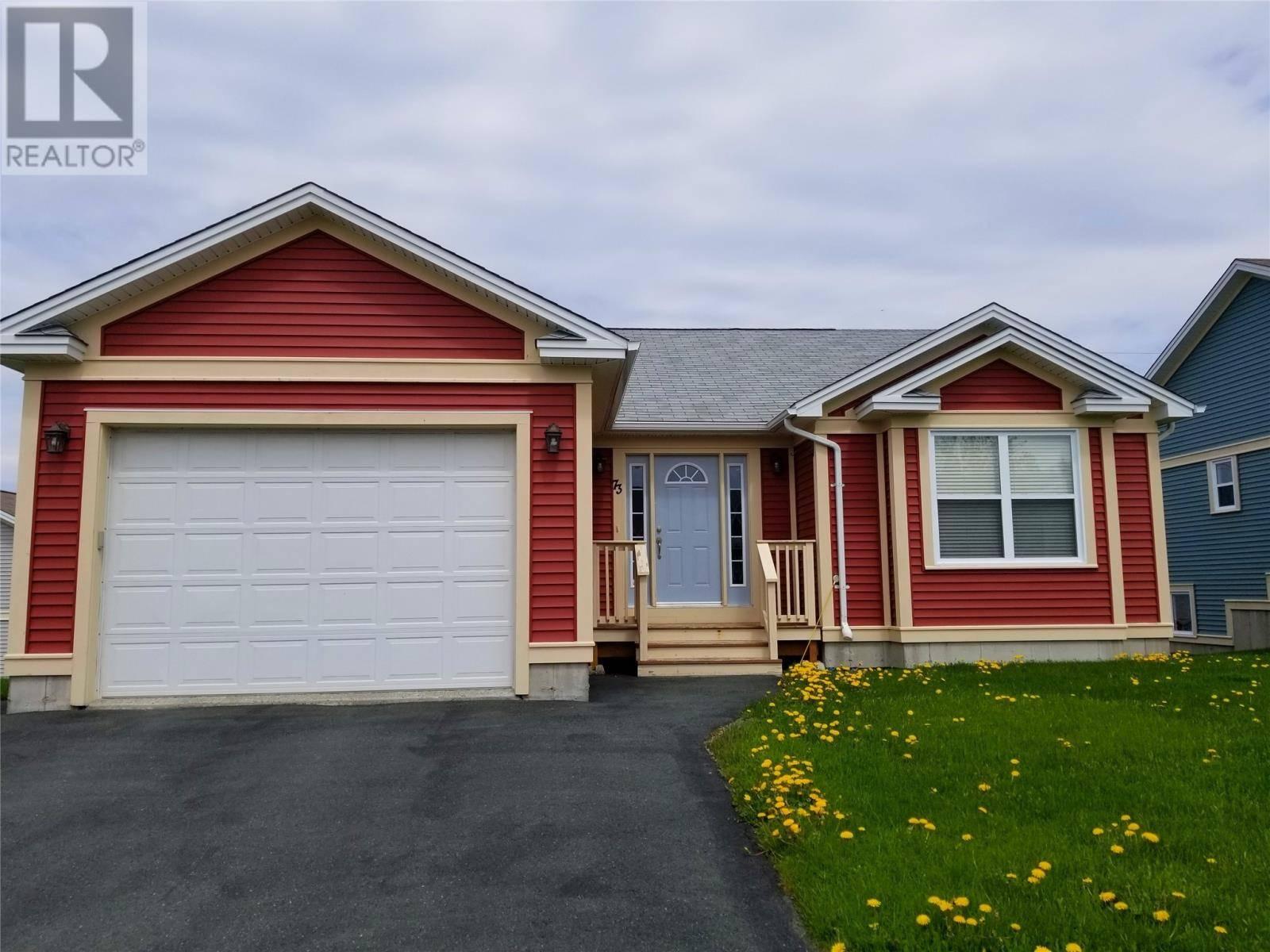 House for sale at 73 Shortall St St. John's Newfoundland - MLS: 1199279