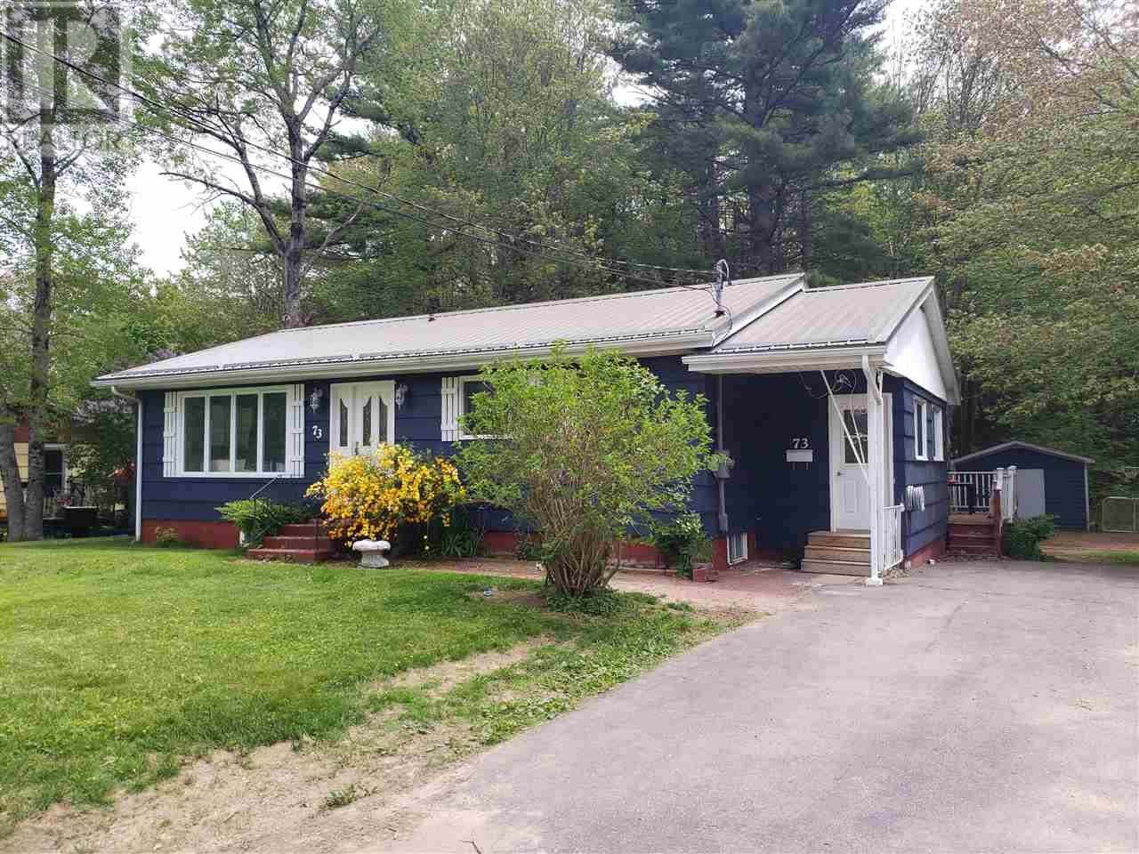 House for sale at 73 Smith Ave Bridgewater Nova Scotia - MLS: 201912981
