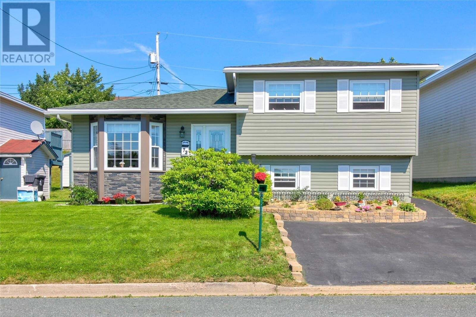 House for sale at 73 Sparrow Dr Conception Bay South Newfoundland - MLS: 1218534