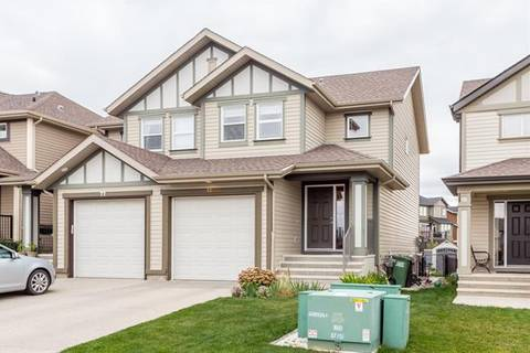 Townhouse for sale at 73 Sunset Common  Cochrane Alberta - MLS: C4294995