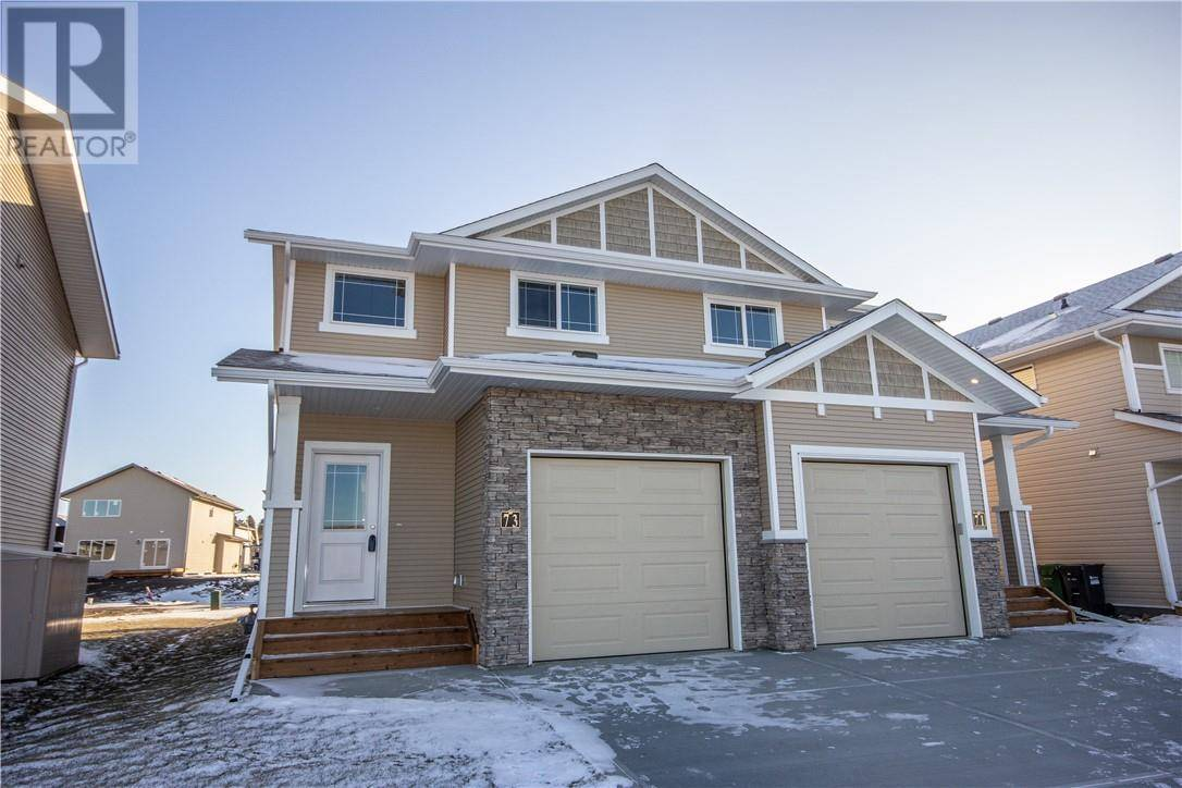 Townhouse for sale at 73 Thomlison Ave Red Deer Alberta - MLS: ca0182824