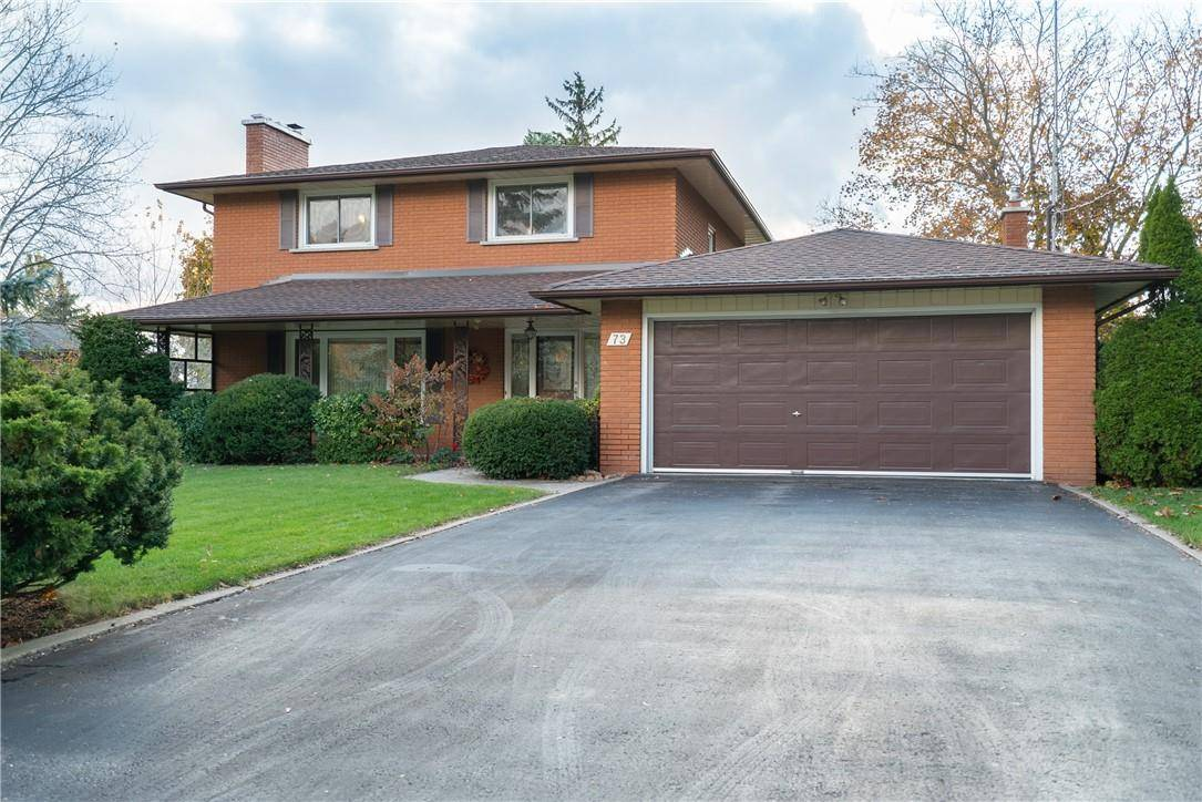 House for sale at 73 Thomson Dr Waterdown Ontario - MLS: H4067622