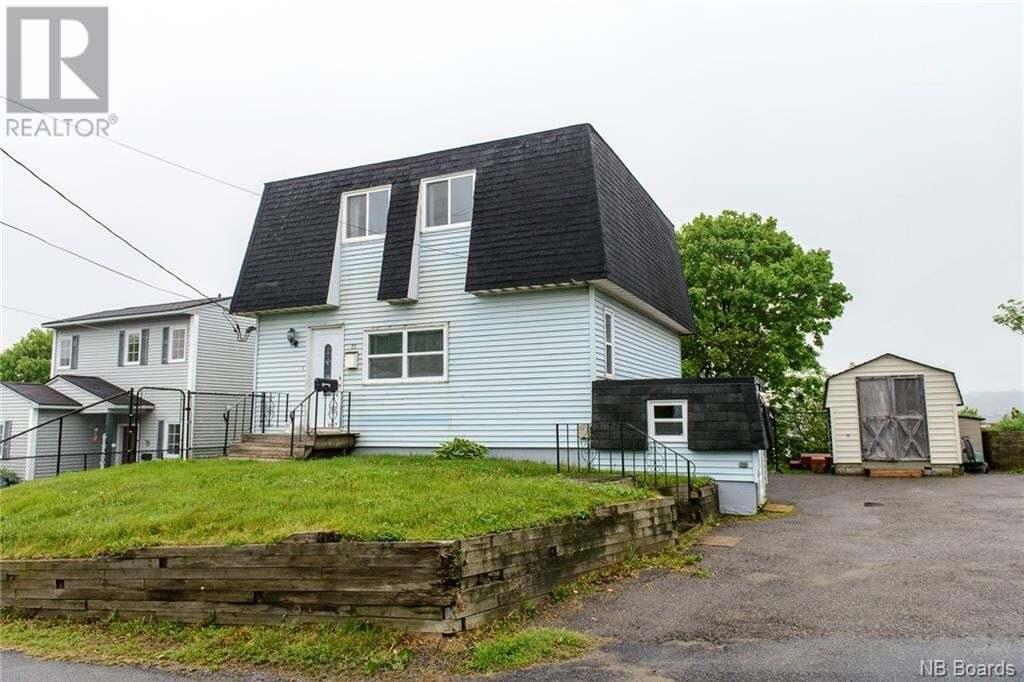 House for sale at 73 Tisdale Ln Saint John New Brunswick - MLS: NB044646