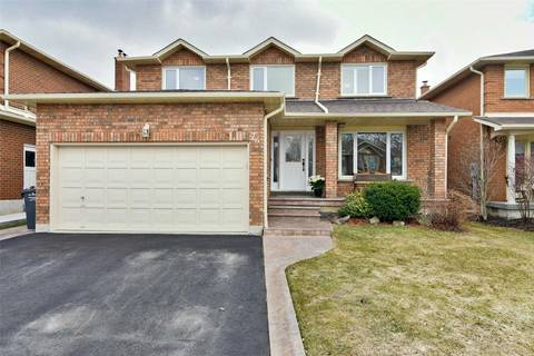 House for sale at 73 Turtlecreek Blvd Brampton Ontario - MLS: W4412274