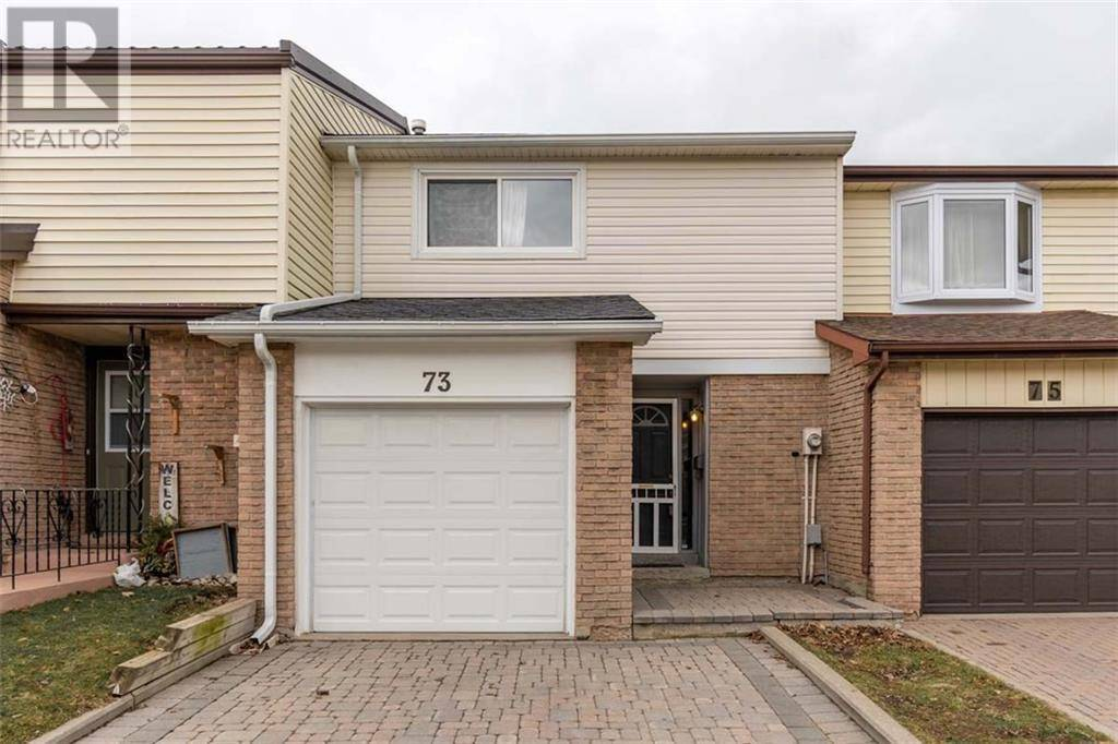 Townhouse for sale at 73 Westmount Me Cambridge Ontario - MLS: 30797612