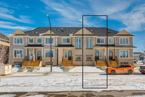 Townhouse for sale at 73 Willow Green Wy Cochrane Alberta - MLS: C4283546