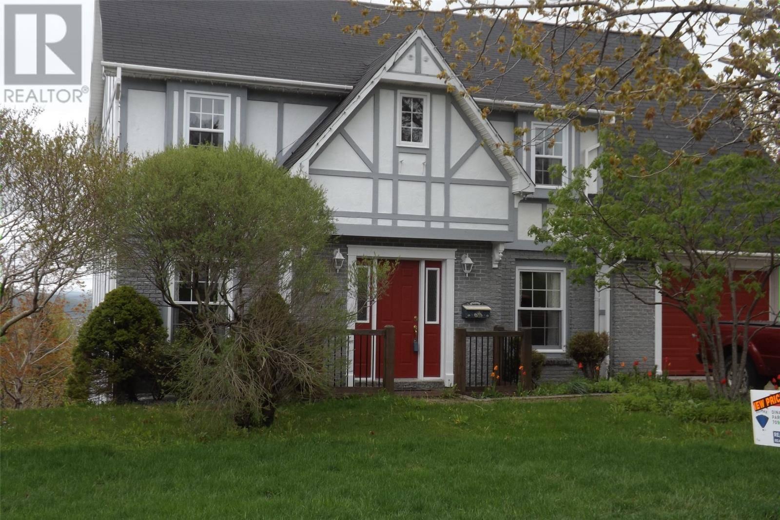 House for sale at 73 Windsor St Corner Brook Newfoundland - MLS: 1200222