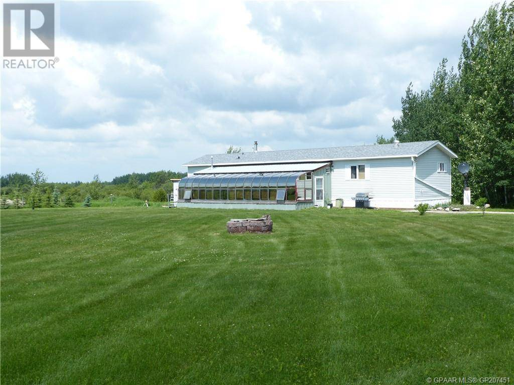 House for sale at 16316 Township 730 Rd Unit 730 Big Lakes County Alberta - MLS: GP207451