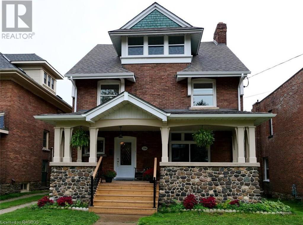 House for rent at 730 3rd Ave Owen Sound Ontario - MLS: 245209