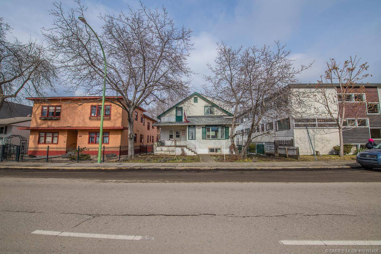 Townhouse for sale at 730 Bernard Ave Kelowna British Columbia - MLS: 10197468