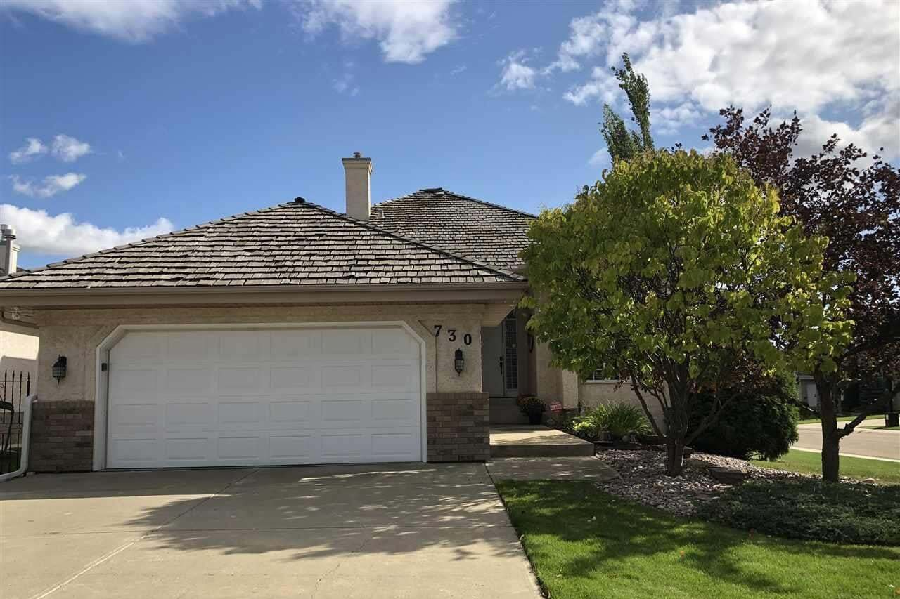 House for sale at 730 Blackwood Cr SW Edmonton Alberta - MLS: E4205770