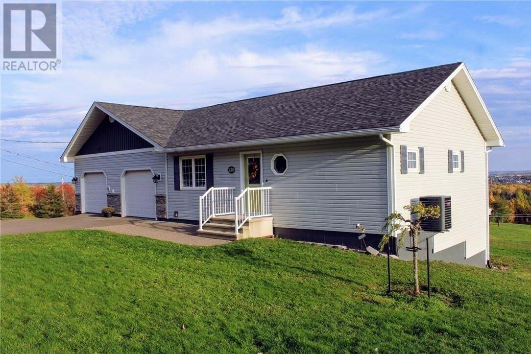House for sale at 730 Front Mountain Rd Moncton New Brunswick - MLS: M131557
