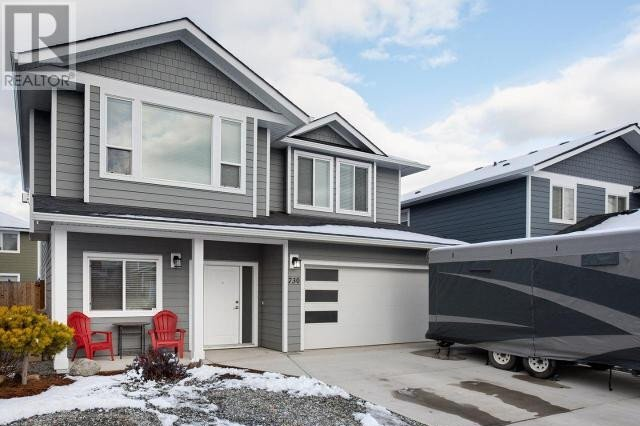 House for sale at 730 Hayward Pl Kamloops British Columbia - MLS: 159376