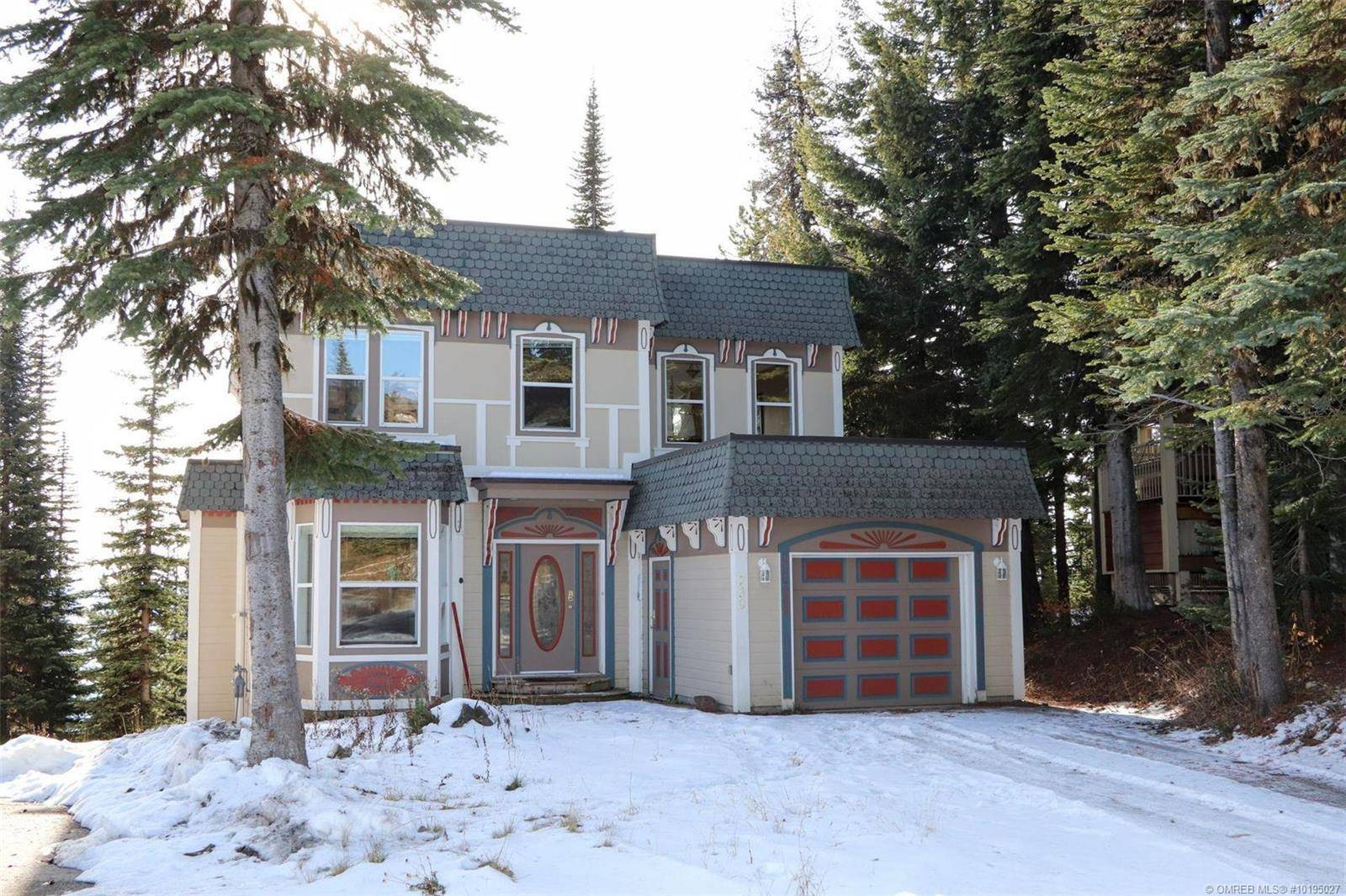 House for sale at 730 Monashee Ct Silver Star British Columbia - MLS: 10195027