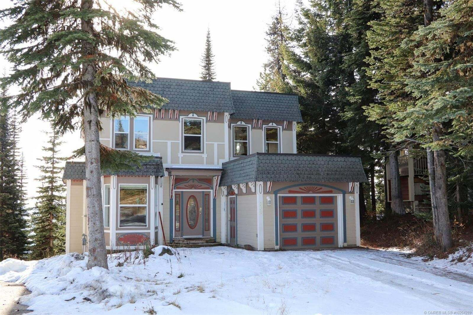 House for sale at 730 Monashee Ct Silver Star British Columbia - MLS: 10204289