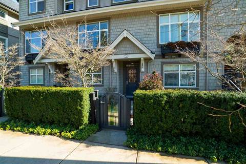 Townhouse for sale at 730 Orwell St North Vancouver British Columbia - MLS: R2450382