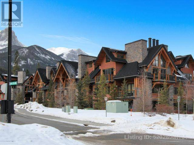 House for sale at 101 Stewart Creek Landng Unit 7305 Canmore Alberta - MLS: 52028