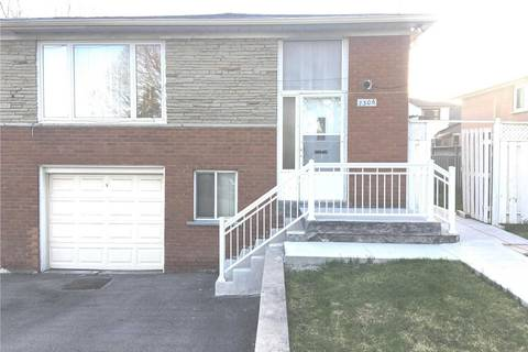 Townhouse for sale at 7306 Wainbrook Rd Mississauga Ontario - MLS: W4438923