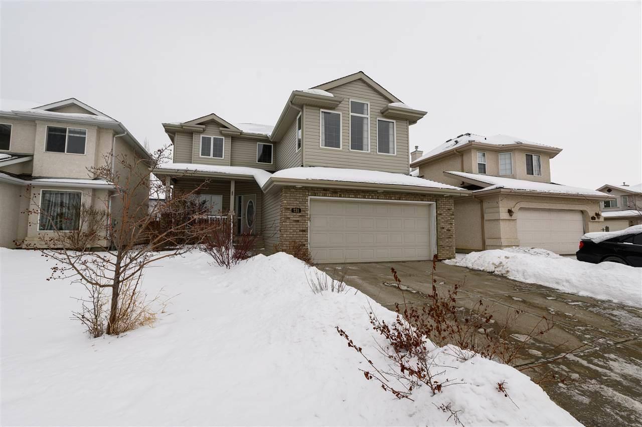House for sale at 731 108 St Sw Edmonton Alberta - MLS: E4187309