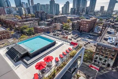 Apartment for rent at 461 Adelaide St Unit 731 Toronto Ontario - MLS: C4695743