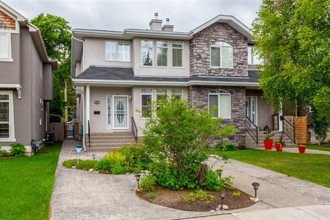 Townhouse for sale at 731 52 Ave Southwest Calgary Alberta - MLS: C4254874