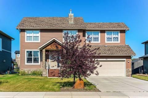 House for sale at 731 Boulder Creek Dr South Langdon Alberta - MLS: C4262006