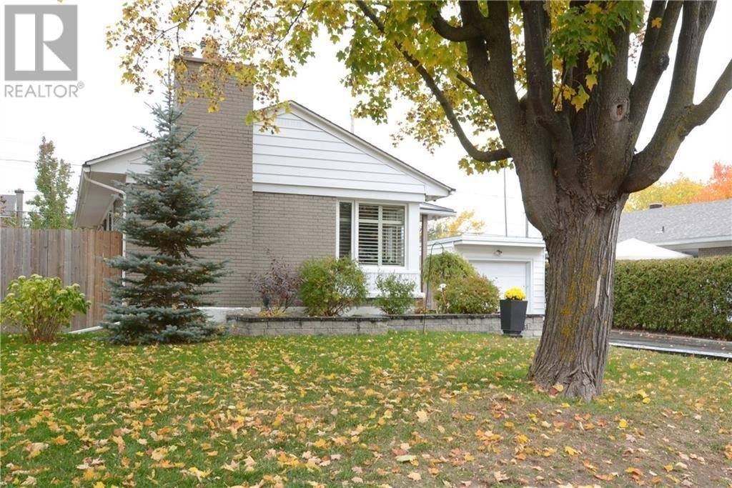 House for sale at 731 Hamlet Rd Ottawa Ontario - MLS: 1172977