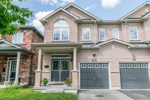 Townhouse for sale at 731 John Cole Ct Newmarket Ontario - MLS: N4483234