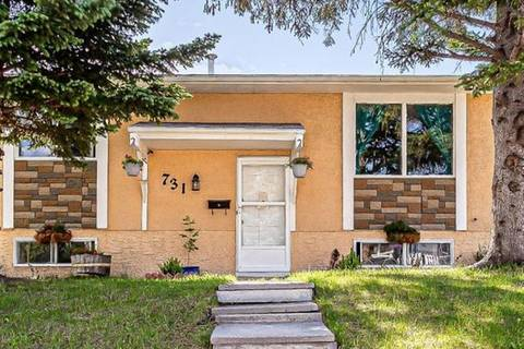 House for sale at 731 Malvern Dr Northeast Calgary Alberta - MLS: C4259020
