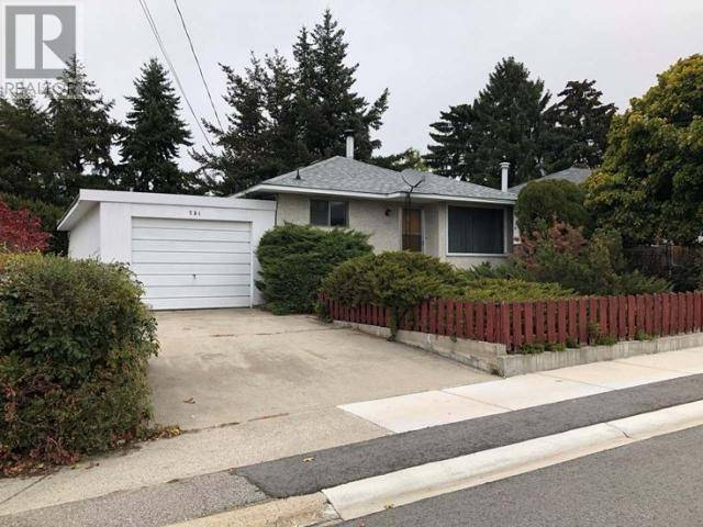 House for sale at 731 Nelson Ave Penticton British Columbia - MLS: 181097
