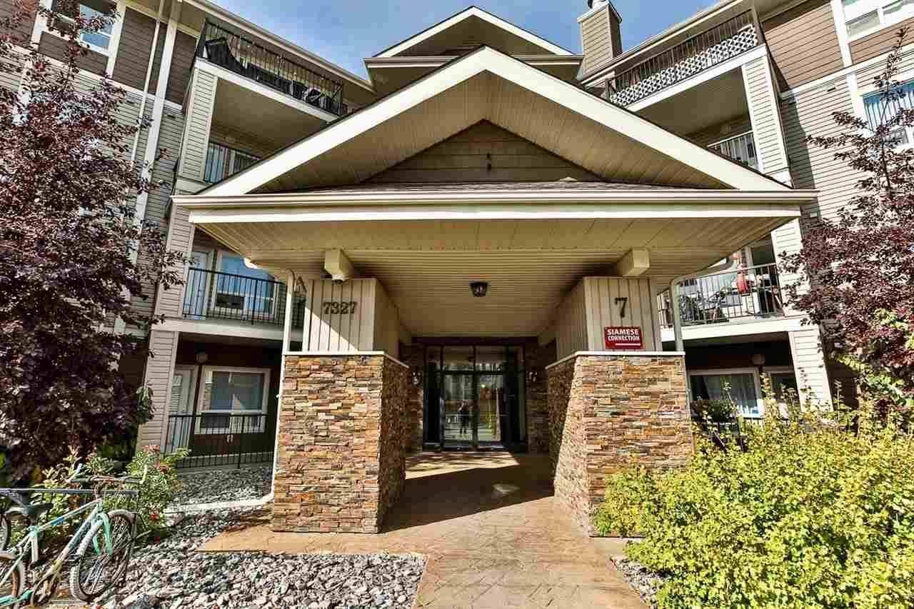 Condo for sale at 7327 South Terwillegar Dr Nw Unit 7311 Edmonton Alberta - MLS: E4176437