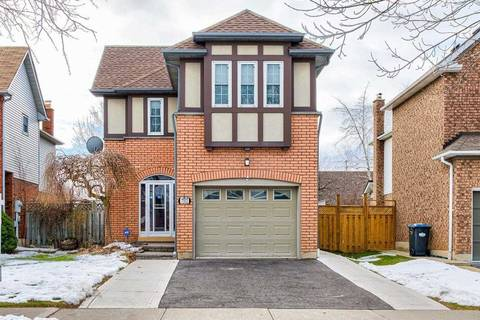 House for sale at 7312 Seabreeze Dr Mississauga Ontario - MLS: W4677596